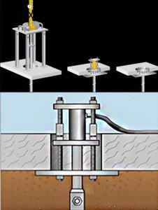 Hydraulic Lift Slab Pier | Reliable Waterproofing & Masonry