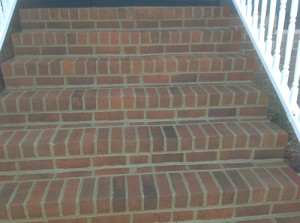 Masonry and brick repair in Richmond, VA