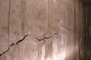 Wall cracks are a sign of foundation problems in your Northern Virginia home