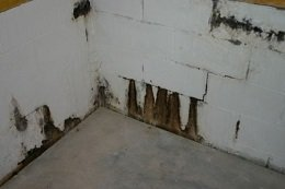 Hydrostatic Pressure Causes Wet Basements And Cracked Basement/Foundation  Walls