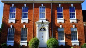 brick repointing historic homes