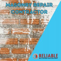 masonry repair contractor